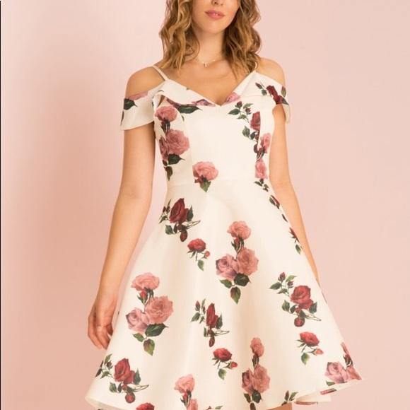 35011fa8fb064 ChiChi London Mariana Dress US size 20